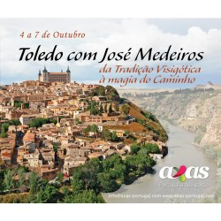 Ver maior Toledo - da tradição Visigótica à magia do Caminho | Quarto single
