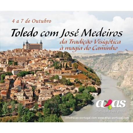 Ver maior Toledo - da tradição Visigótica à magia do Caminho   Quarto single